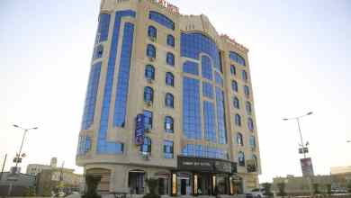Photo of مأرب : إفتتاح فندق سبأ سكاي السياحي بتكلفة 4 ملايين دولار