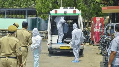 Photo of وفاة يمني وإصابة 10 آخرين بفيروس كورونا