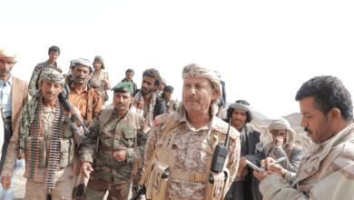 Photo of اللواء الحبيشي: قواتنا حققت تقدمات كبيرة في جبهة هيلان ونحن ماضون صوب صنعاء
