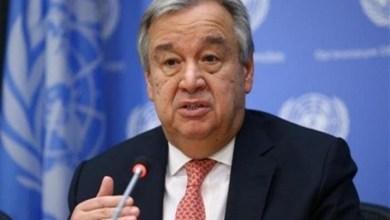 Photo of أمين عام الأمم المتحدة يدعو مليشيات الحوثي لإسقاط أحكام الإعدام بحق 4 صحفيين