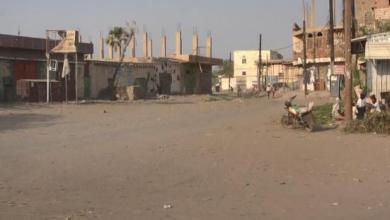 Photo of مليشيات الحوثي تستهدف الاحياء السكنية في حيس بقذائفها المدفعية