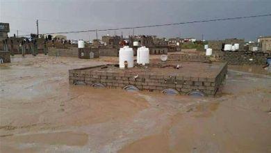 Photo of الأمم المتحدة : اليمن تشهد موجة نزوح جديدة جراء الأمطار والسيول