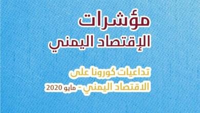 Photo of تقرير يكشف عن تداعيات جائحة كورونا على الإقتصاد اليمني