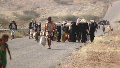 Photo of منظمة دولية :نزوح 100 ألف يمني بسبب القتال وكورونا منذ مطلع العام الجاري