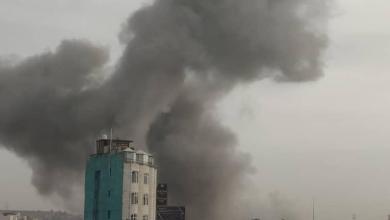Photo of بالفيديو والصور ..مقاتلات التحالف تستهدف مخازن أسلحة مليشيات الحوثي في صنعاء