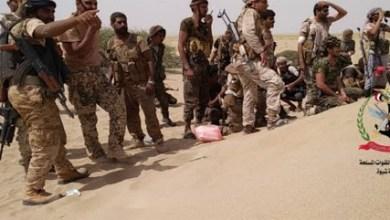 Photo of الجيش الوطني يحرر مدينة جعار وعدد من المواقع الاستراتيجية في أبين