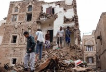Photo of بين الاكتواء بنيران الحرب إلى الغرق بالسيول ..صنعاء القديمة: تعددت الأسباب والدمار واحد