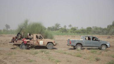 Photo of الحديدة : مليشيات الحوثي تقصف قرى الجبلية والقوات المشتركة تخمد مصادر نيرانها في كيلو 16