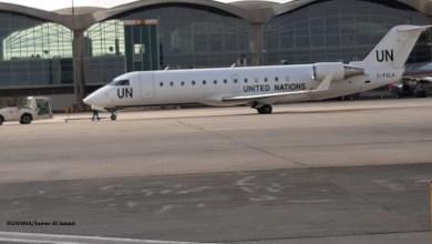 Photo of الأمم المتحدة تسير رحلة جوية من عمّان إلى صنعاء لنقل مرضى يمنيين