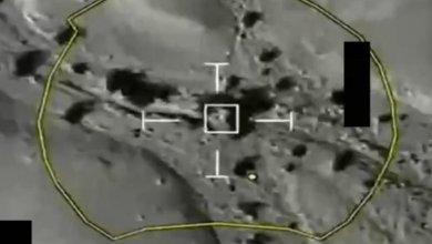 Photo of بالفيديو : التحالف يدمّر صاروخ باليستي حوثي مجهّز للإطلاق باتجاه السعودية