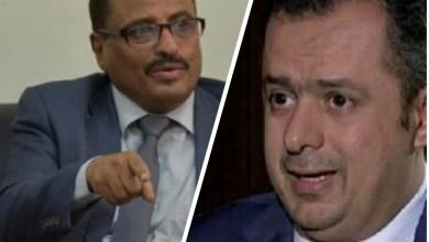 Photo of رئيس الوزراء يلجأ للقضاء للرد على اتهامات الوزير المستقيل صالح الجبواني