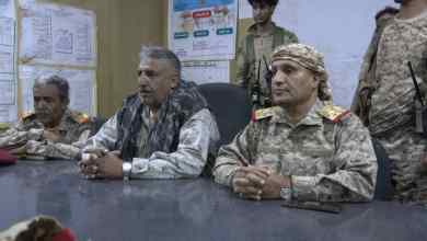 Photo of اللواء ثوابه يتسلم مهامه كقائد للمنطقة العسكرية الثالثة بمأرب
