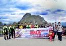 Touring Wisata Gabungan ARCI dan YNCI Sulawesi Nikmati Indahnya Negeri di Awan Toraja
