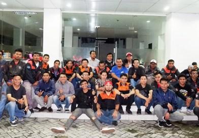 Syukuran Ultah ke-11 HRC Jakarta Bawa Banyak Cerita Dalam Kebersamaan