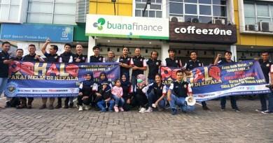 'PAHALA' ARC Jakarta Kampanyekan Keselamatan Jalan dan Bagikan Takjil Gratis