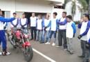 Skill's Jakarta Ajak Pedagang Kantin Latihan Safety Riding