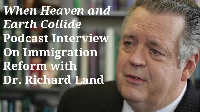 Richard Land Interview on Immigration Reform and the Rule of Law
