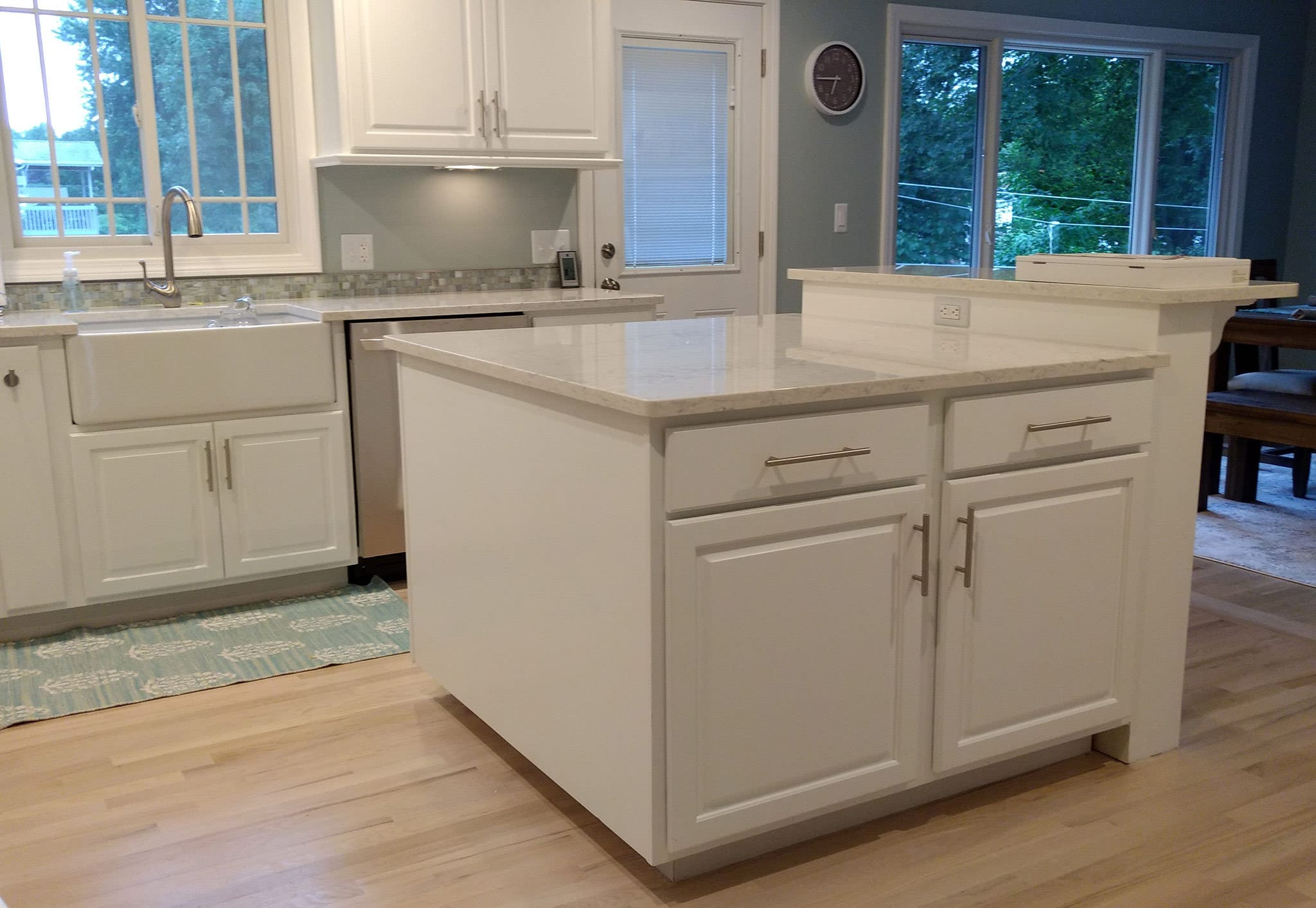 kitchen cabinet refinishing ct oak table custom built cabinets refacing