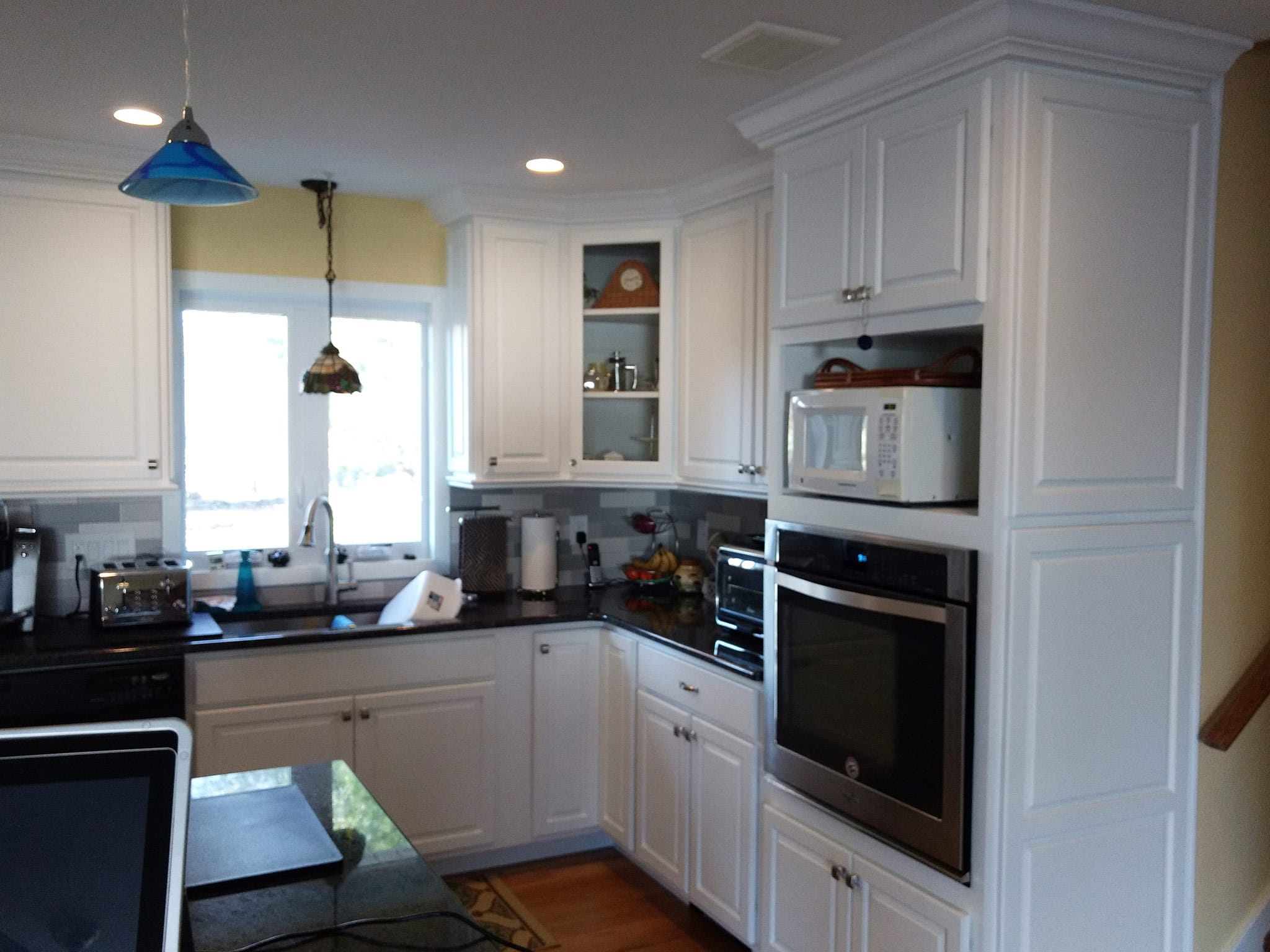 kitchen cabinet refinishing ct childrens play kitchens custom built cabinets refacing