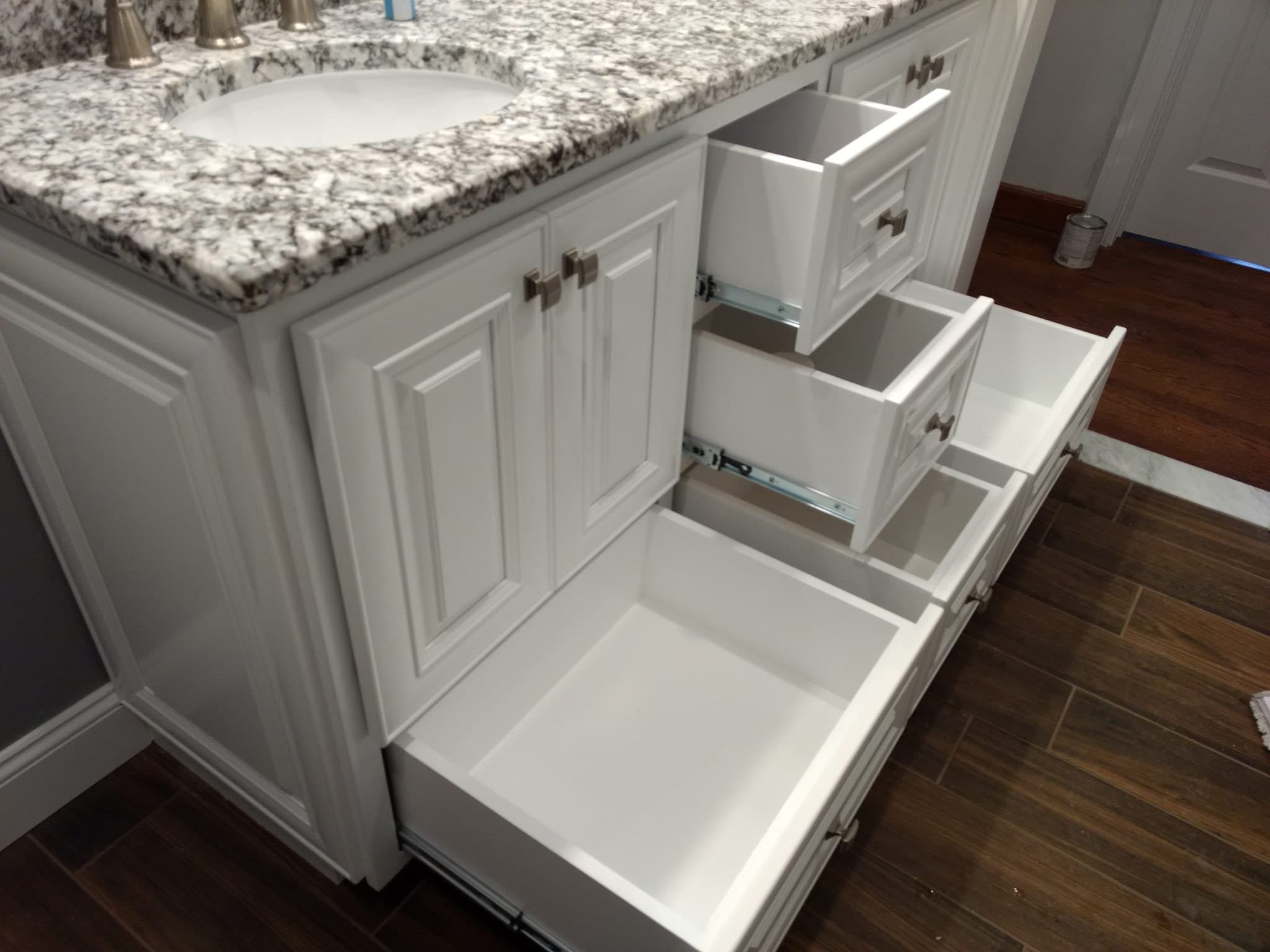 kitchen cabinet refinishing ct island dining table combo custom built cabinets refacing