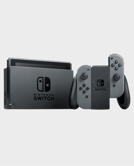 Nintendo Switch Console Gray Joy-Con Online Price in Qatar and Doha