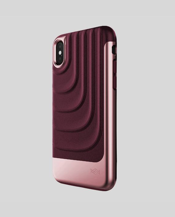 X-Doria Spartan iPhone X Red in qatar