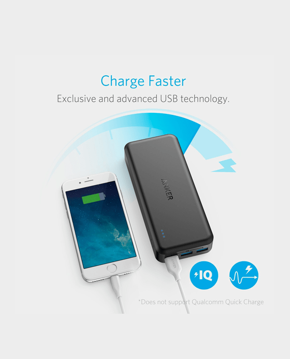 Anker PowerCore Speed 20000mAh QC UN