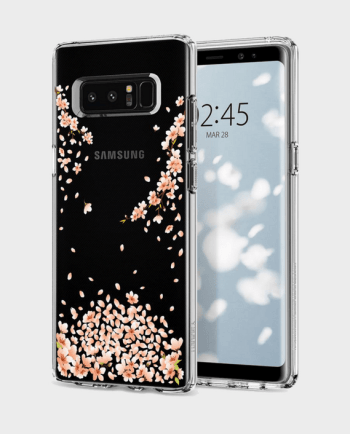 Spigen Samsung Galaxy Note 8 Case Liquid Crystal Blossom in Qatar