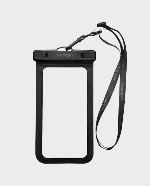 Spigen Velo A600 Universal Waterproof Phone Case Black in Qatar