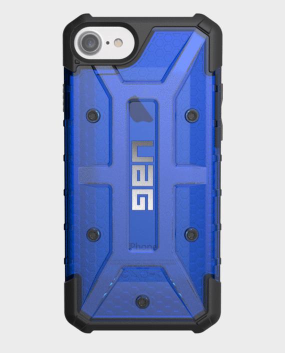 UAG Plasma Three Layer Protection Case iPhone 8 Cobalt in Qatar