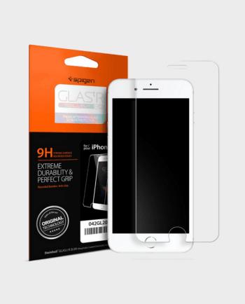 Spigen iPhone 8 Screen Protector GLAS.tR SLIM HD in Qatar
