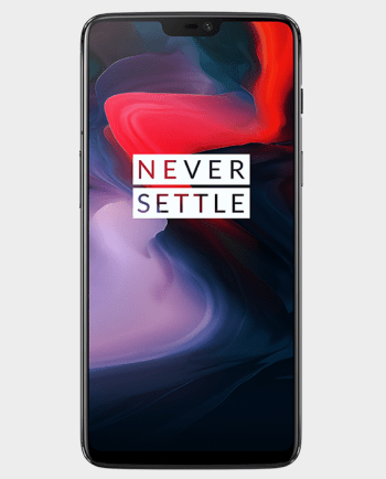 OnePlus 6 Midnight Black in Qatar and Doha