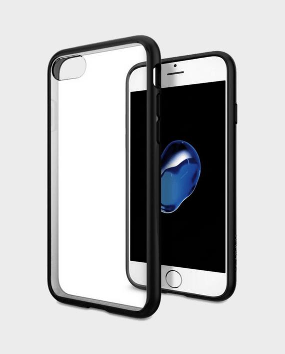 Spigen iPhone 7 case Ultra Hybrid Black in Qatar and Doha