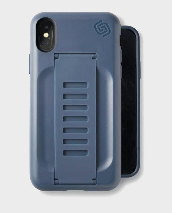 Grip2U iPhone X Boost Slate Blue