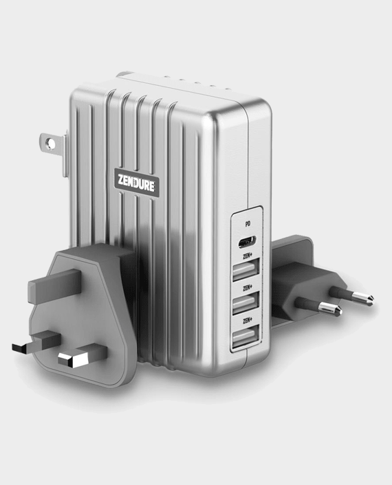 Zendure 45W 4-Port USB-C PD Wall Charger in Qatar