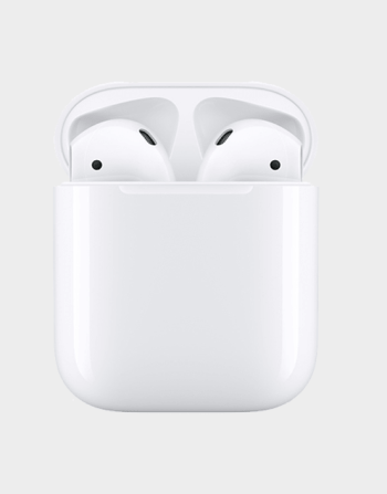 Apple Airpods 2 with Charging Case in Qatar