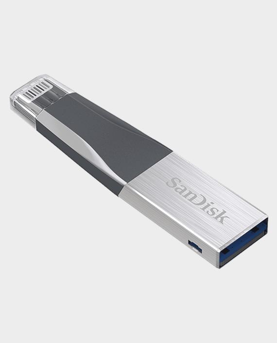 Sandisk iXpand mini 128GB flash drive in Qatar Luluqatar
