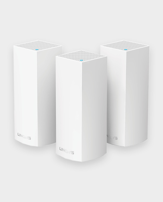 Linksys Velop Intelligent Mesh WiFi System Tri-Band 3-Pack in Qatar