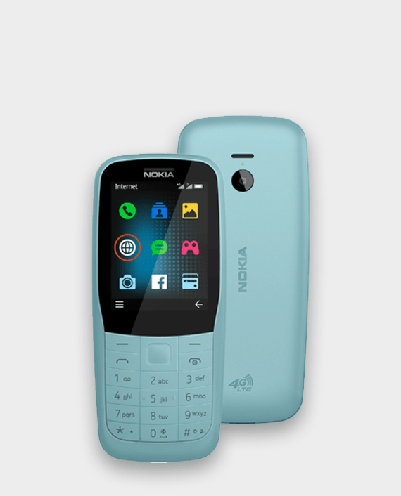 Nokia 220 in Qatar