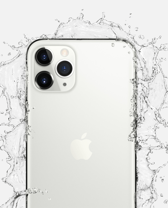 iPhone 11 Pro Max Silver in Qatar