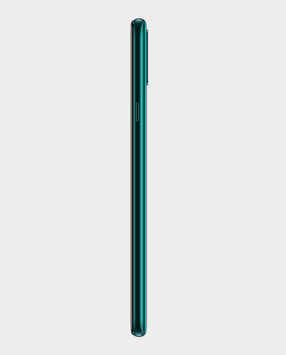 Samsung Galaxy A20s Side View