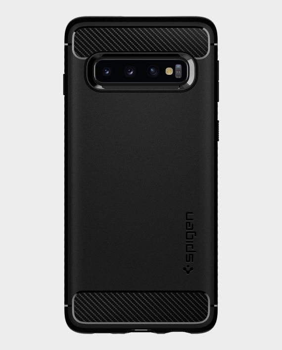 Galaxy S10 Plus Case Rugged Armor in Qatar