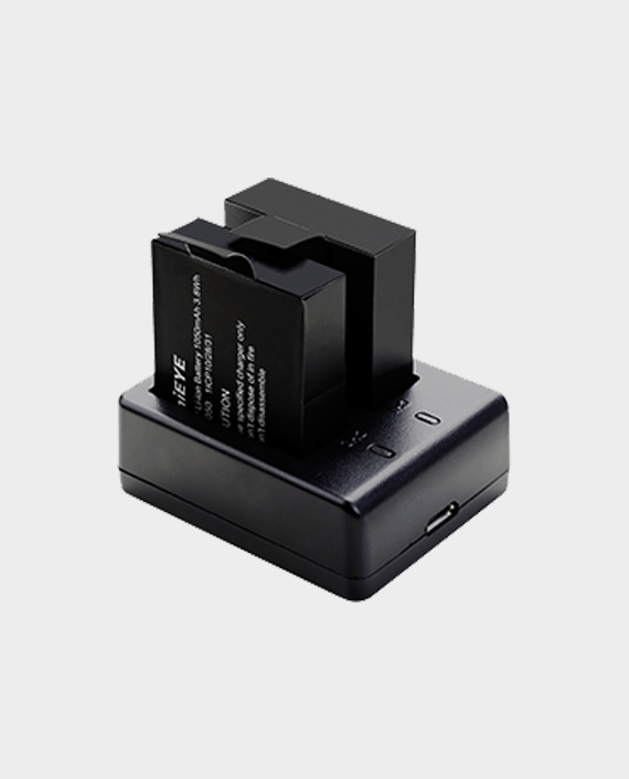 ThiEYE Dual Battery Charger in Qatar