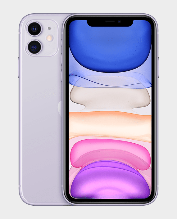 Apple iPhone 11 64GB Purple Price in Qatar Doha