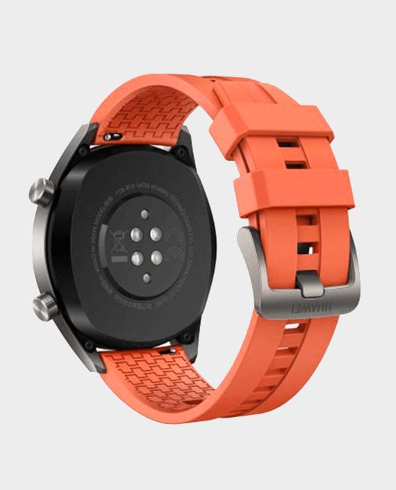 Huawei Watch GT 2 46mm Sunset Orange Price in qatar doha