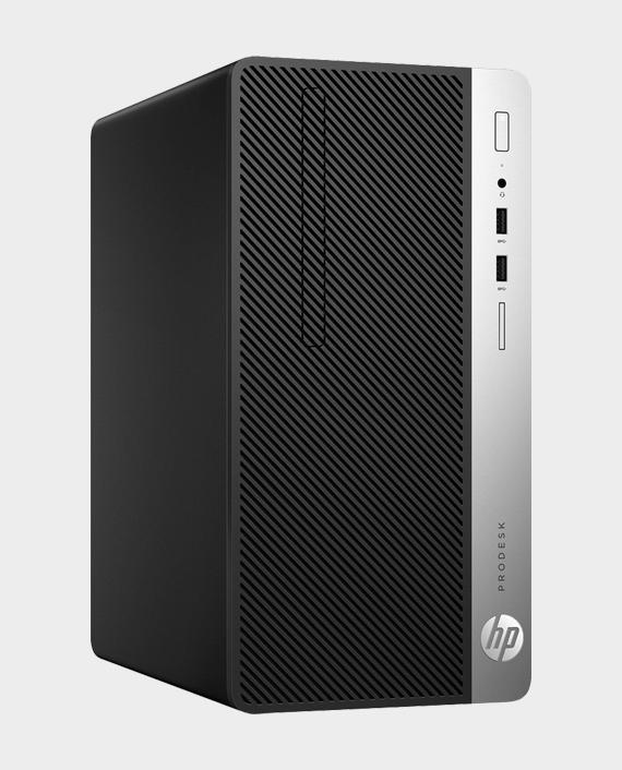HP ProDesk 400 G5 Microtower 8th Gen Intel Core i5 processor 8500 - 4 GB DDR4 - UHD Graphics 630 - 1 TB HDD WINDOWS 10 Pro 64 bit in Qatar