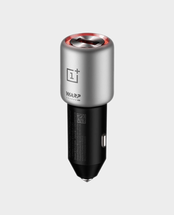 OnePlus Warp Charge 30 Car Charger in Qatar