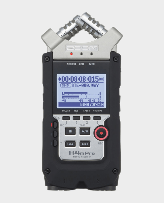 Zoom H4n Portable Handy Recorder in Qatar