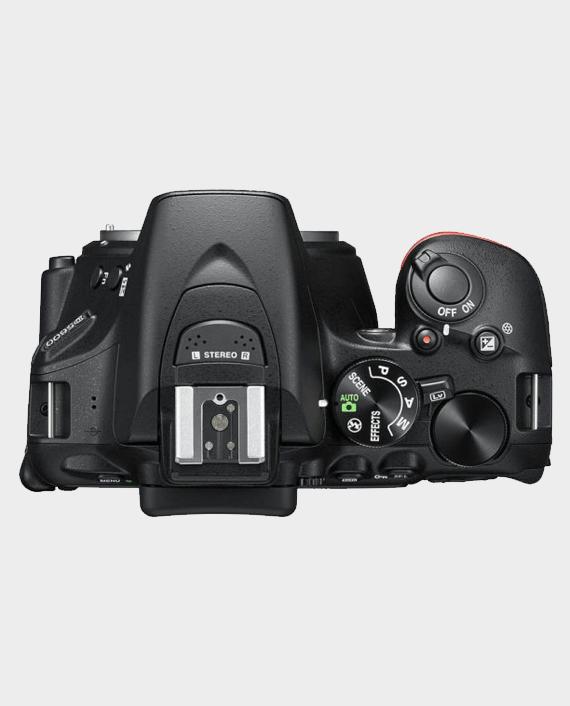 Nikon D5600 + AF-P DX 18-55mm