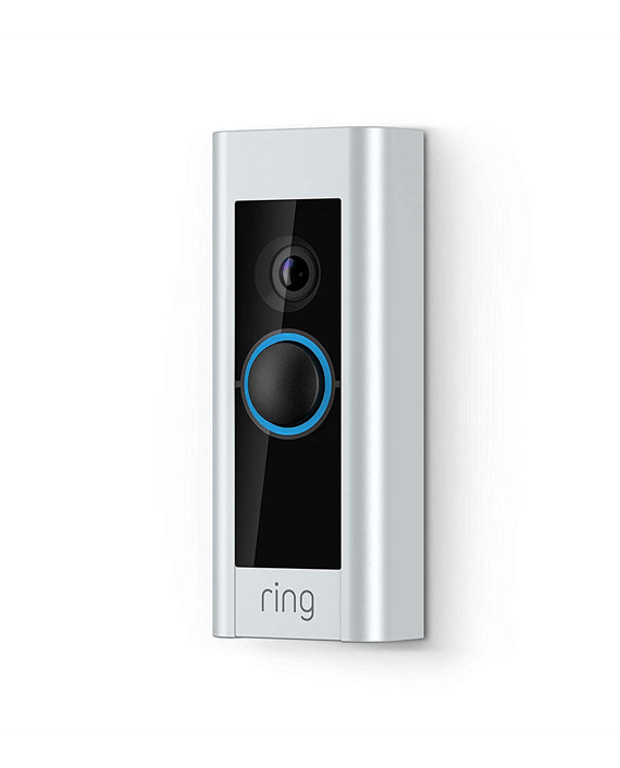 Ring Video Doorbell Pro Kit with Chime and Transformer